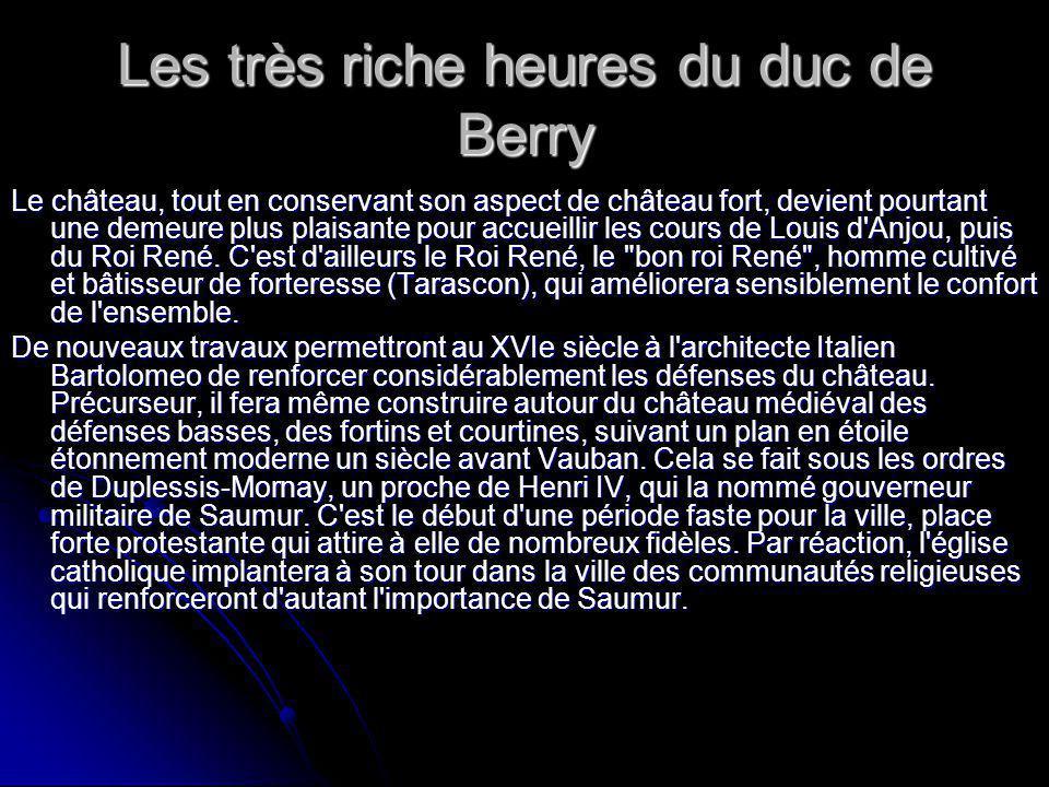 Les très riche heures du duc de Berry