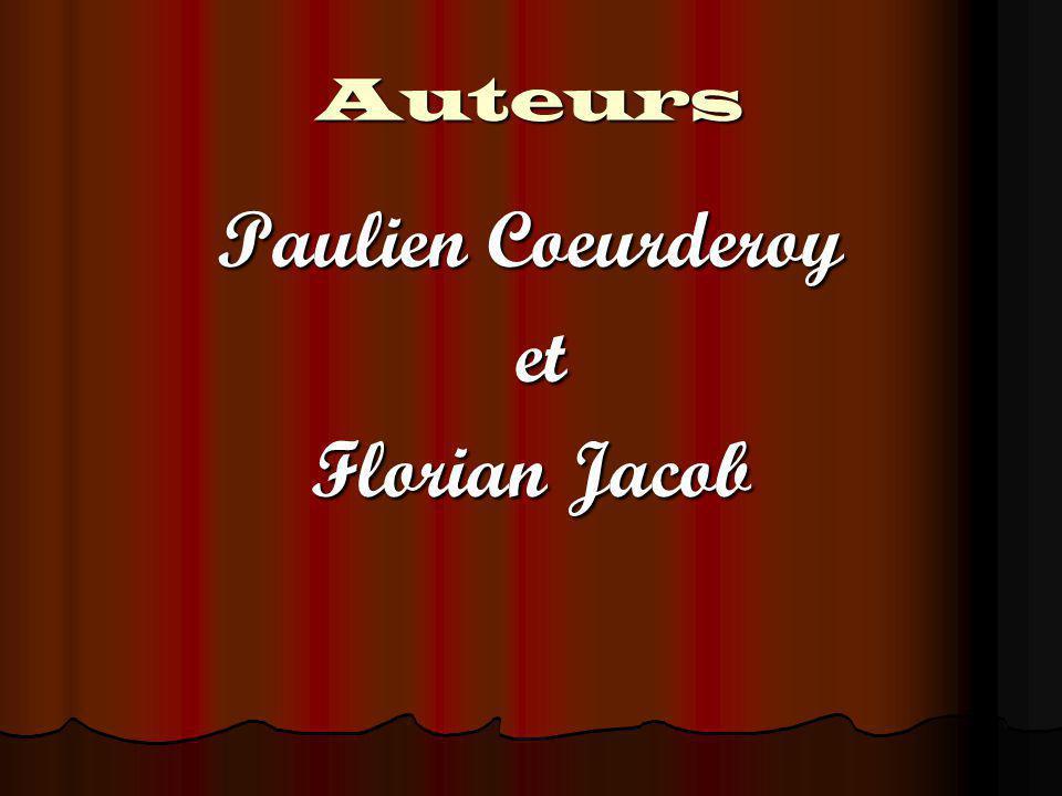 Auteurs Paulien Coeurderoy et Florian Jacob