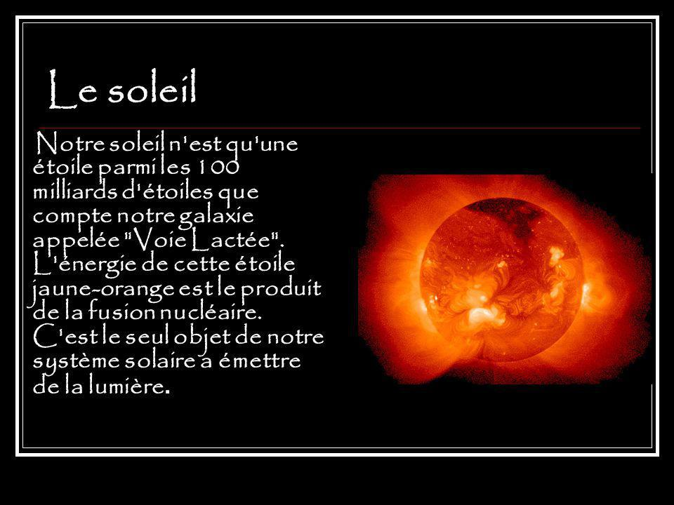 Le soleil