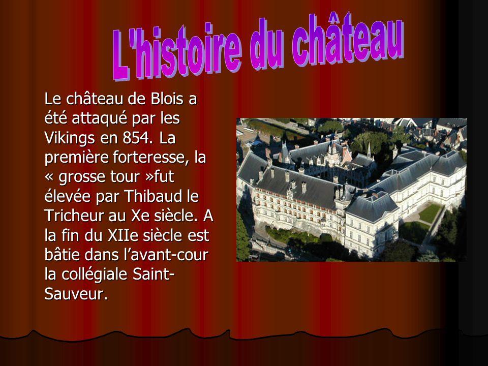 L histoire du château