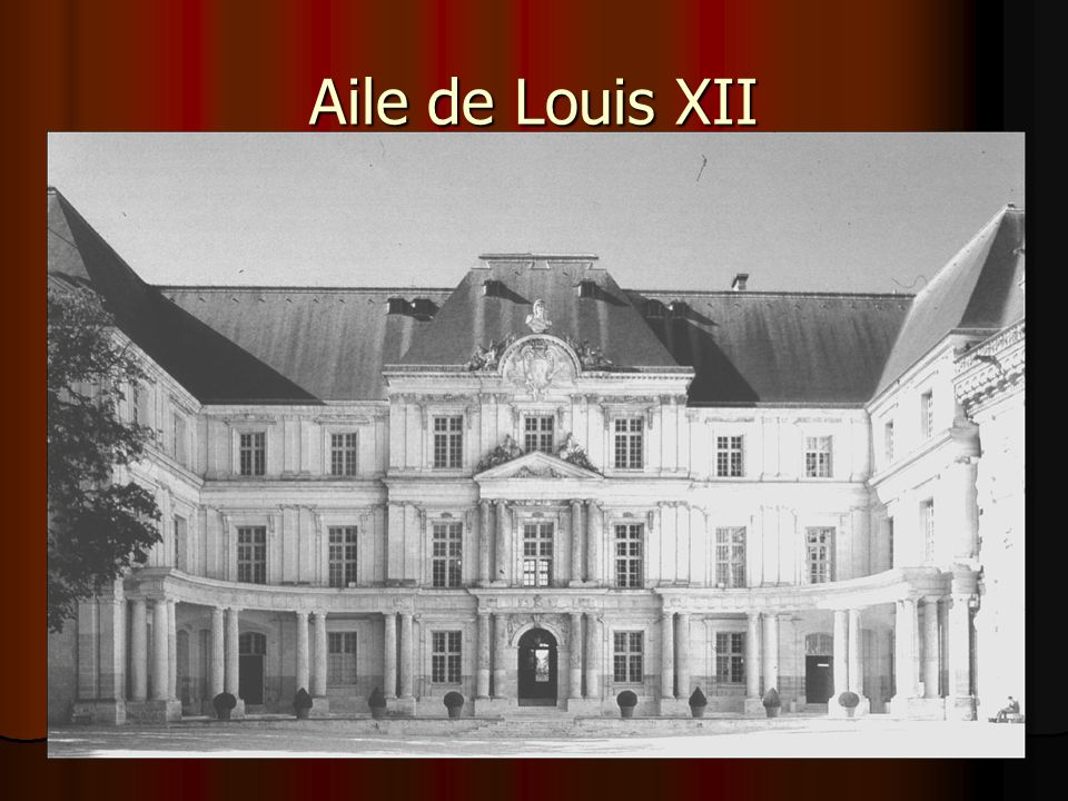 Aile de Louis XII