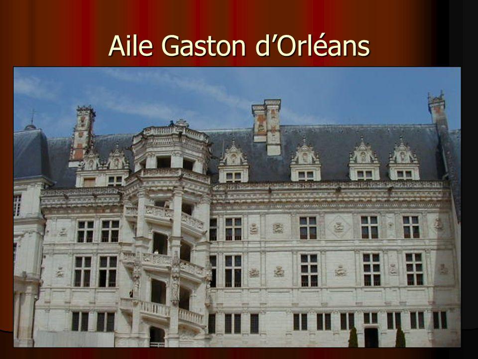 Aile Gaston d'Orléans