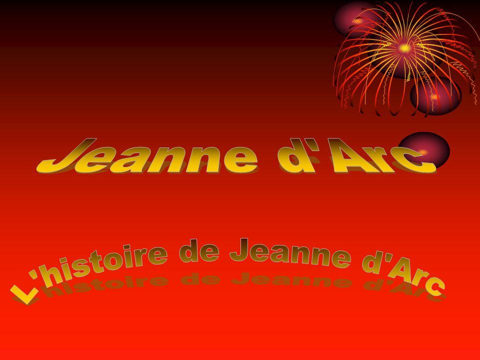 L histoire de Jeanne d Arc