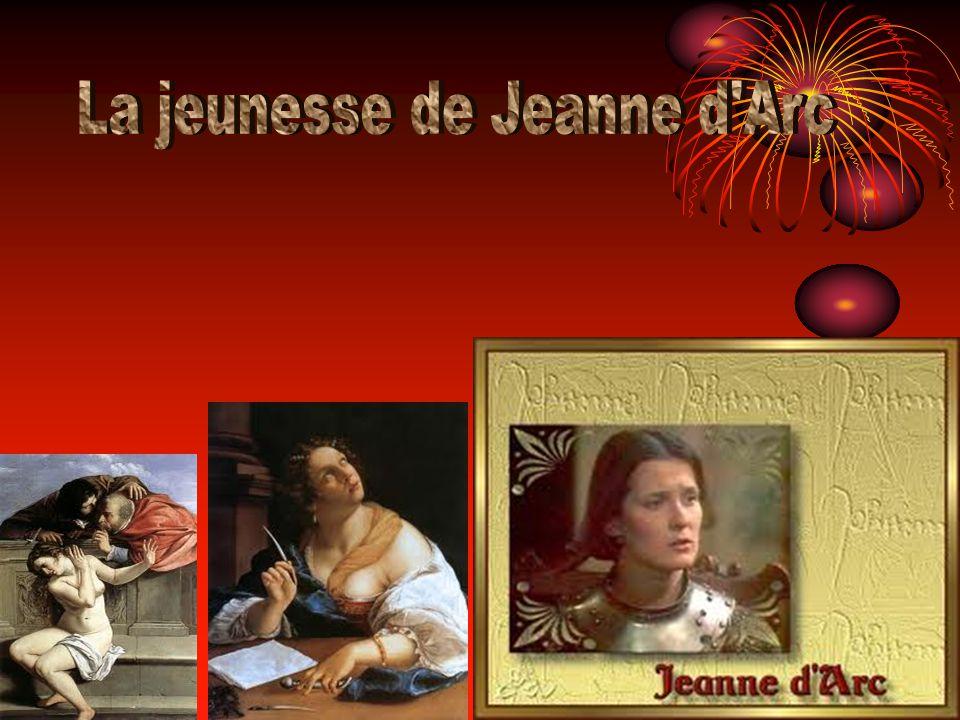 La jeunesse de Jeanne d Arc