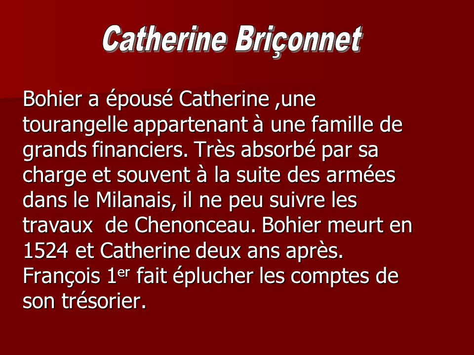 Catherine Briçonnet