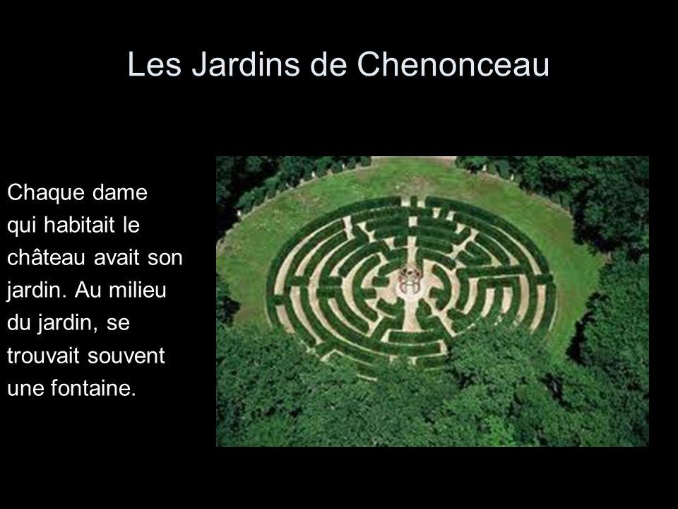 Les Jardins de Chenonceau