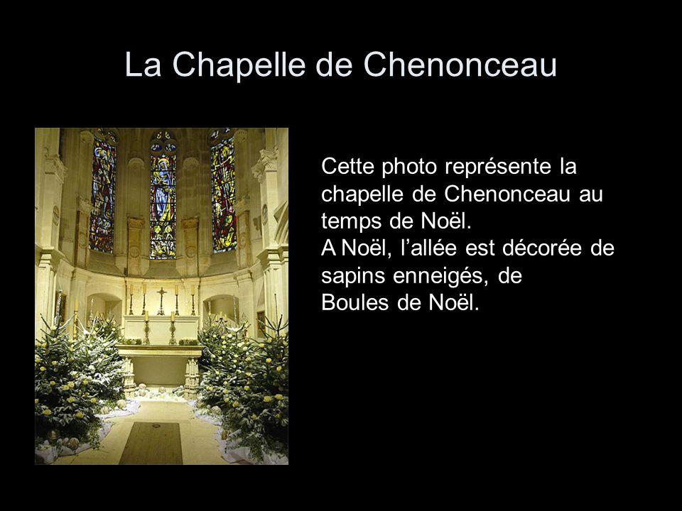 La Chapelle de Chenonceau