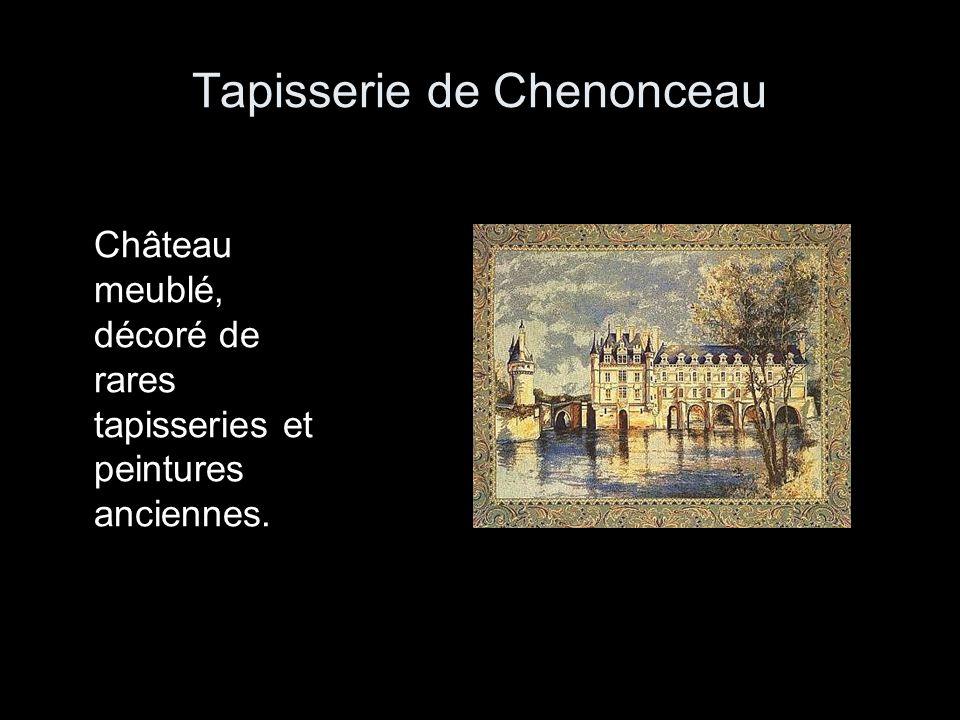 Tapisserie de Chenonceau