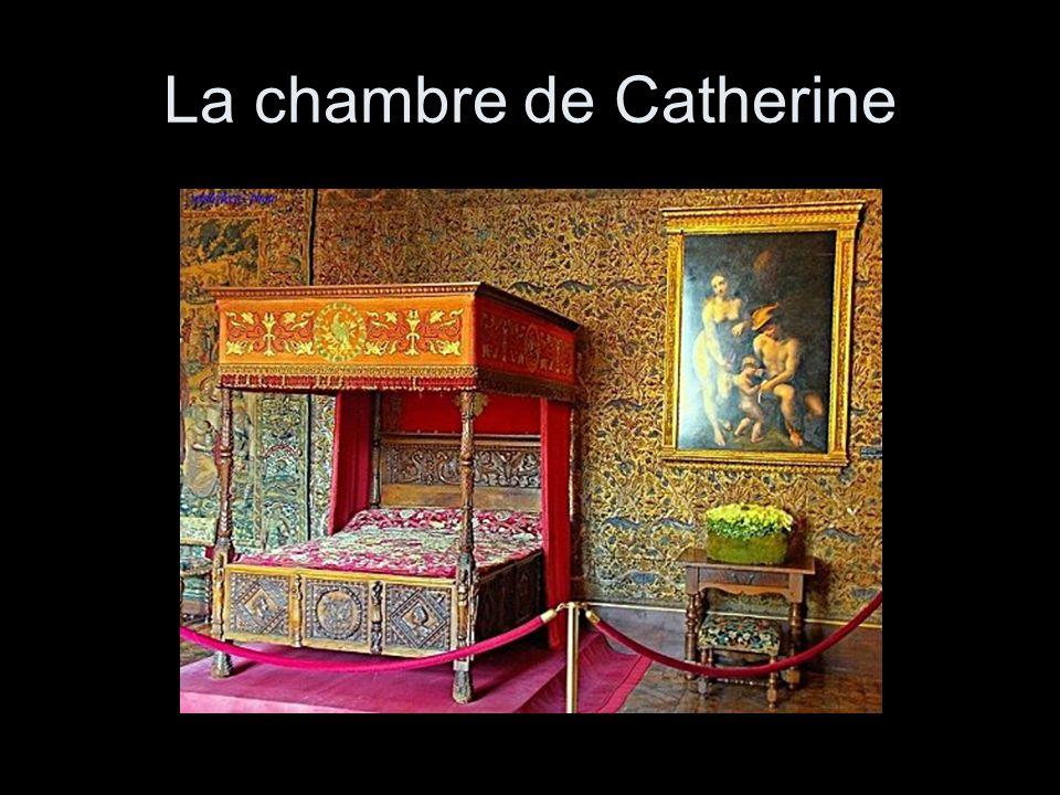 La chambre de Catherine