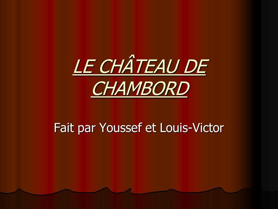 Fait par Youssef et Louis-Victor