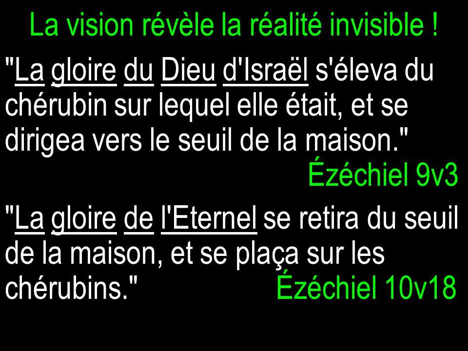 La vision révèle la réalité invisible !