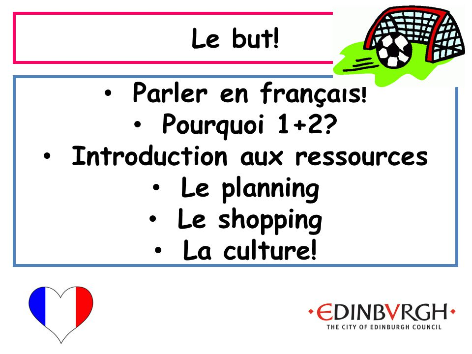 Introduction aux ressources