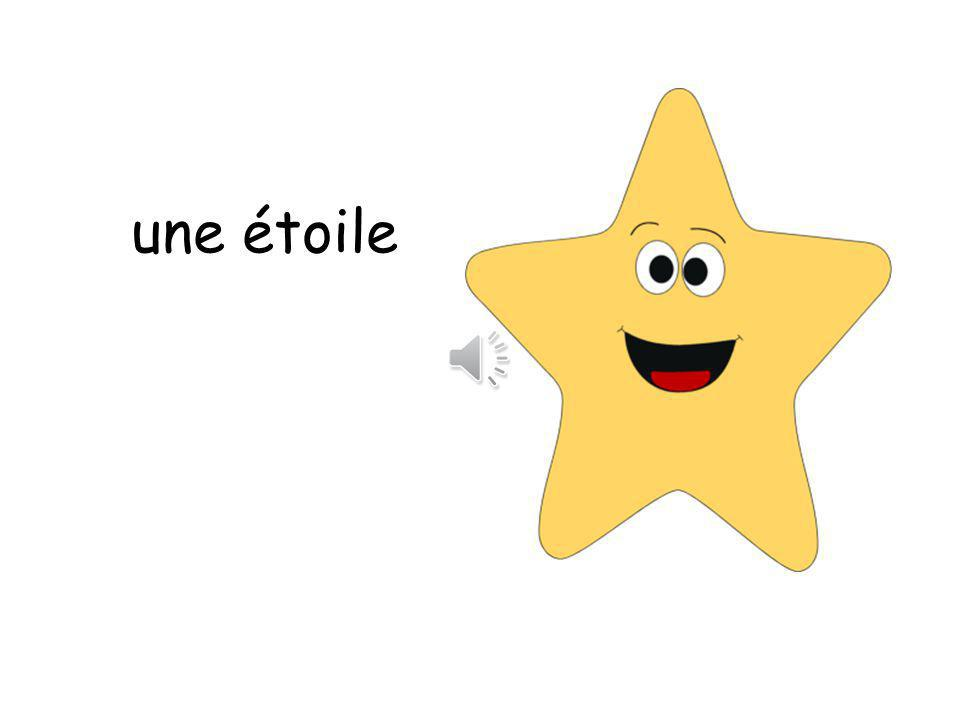 une étoile Hyperlink in star