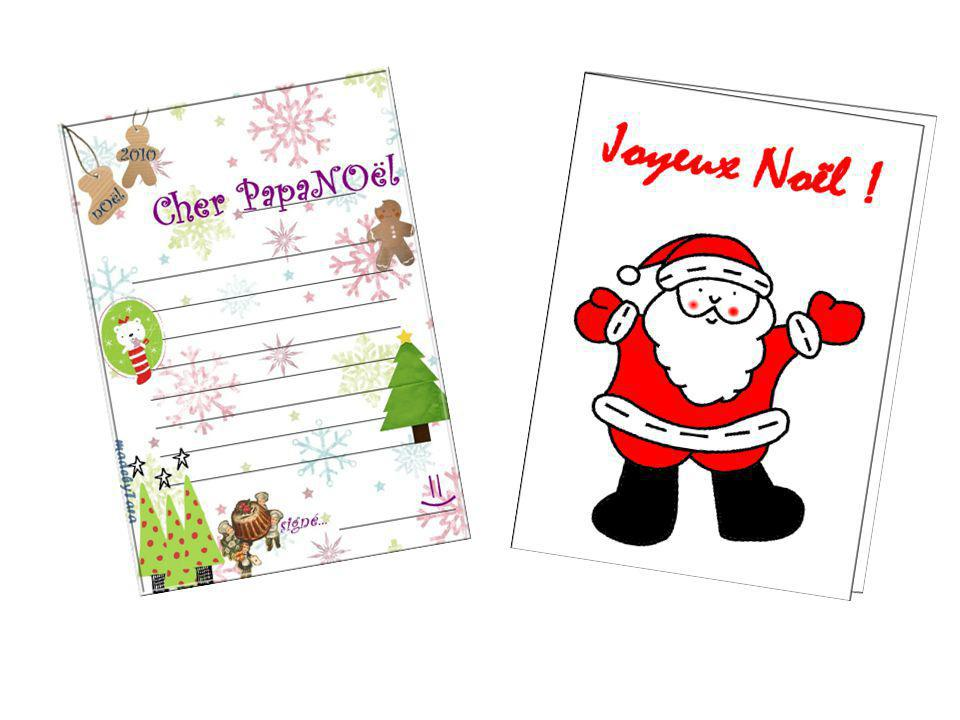 The first hyperlink on the left takes you to one of many sites with an address in France for sending letters to Santa.