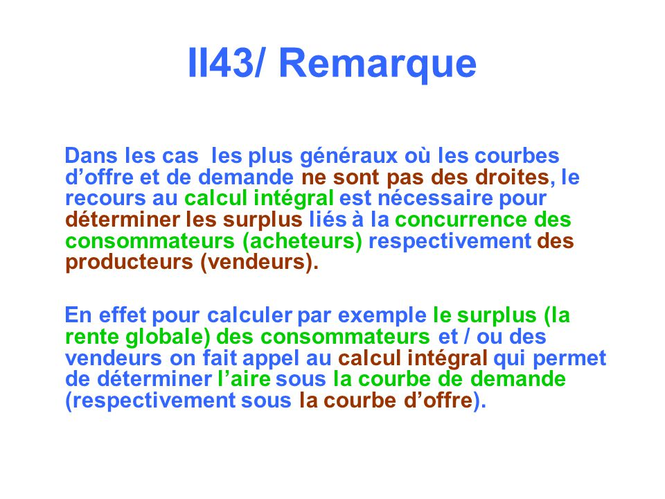 II43/ Remarque