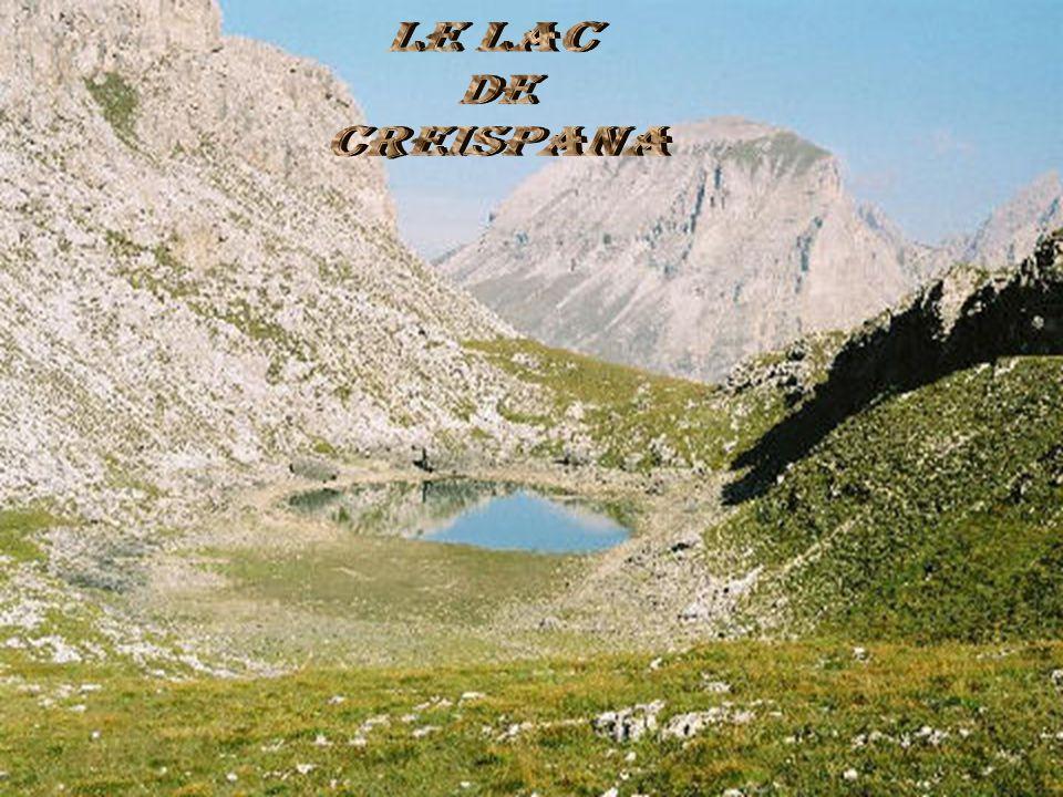 le lac de creispana
