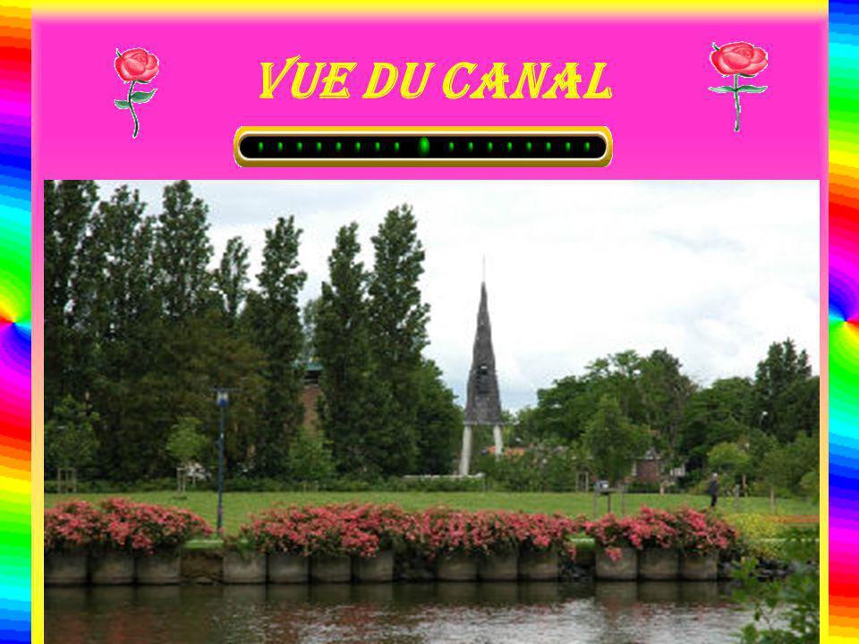 Vue du canal