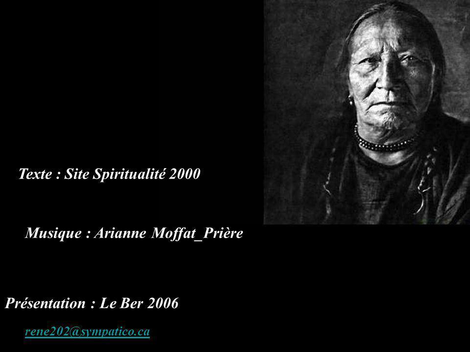 Texte : Site Spiritualité 2000