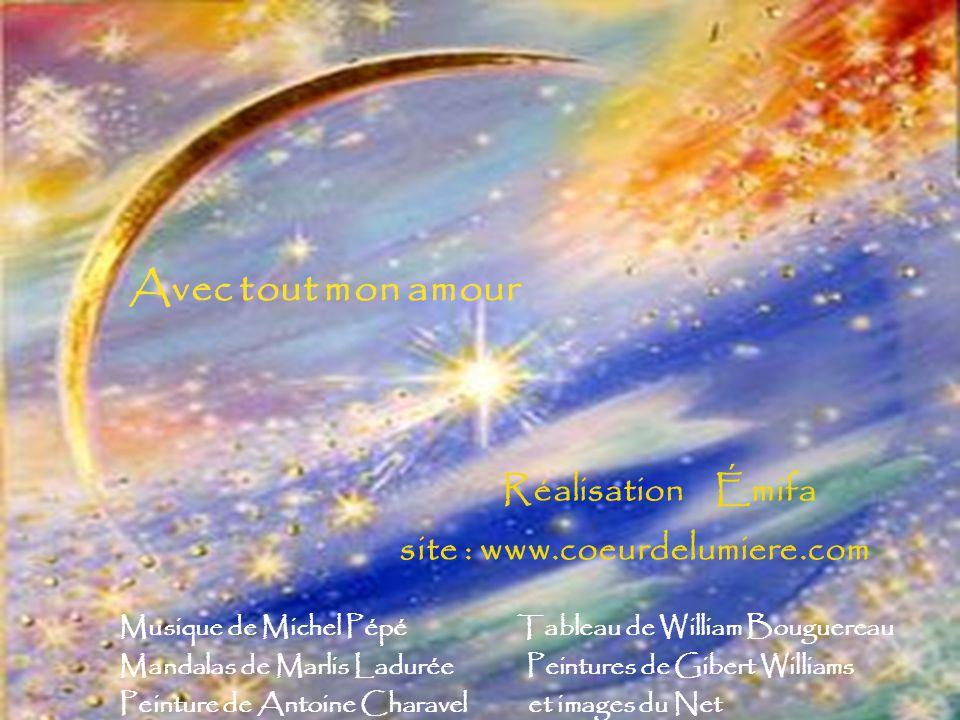 Avec tout mon amour site : www.coeurdelumiere.com Réalisation Émifa
