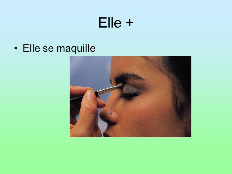 Elle + Elle se maquille