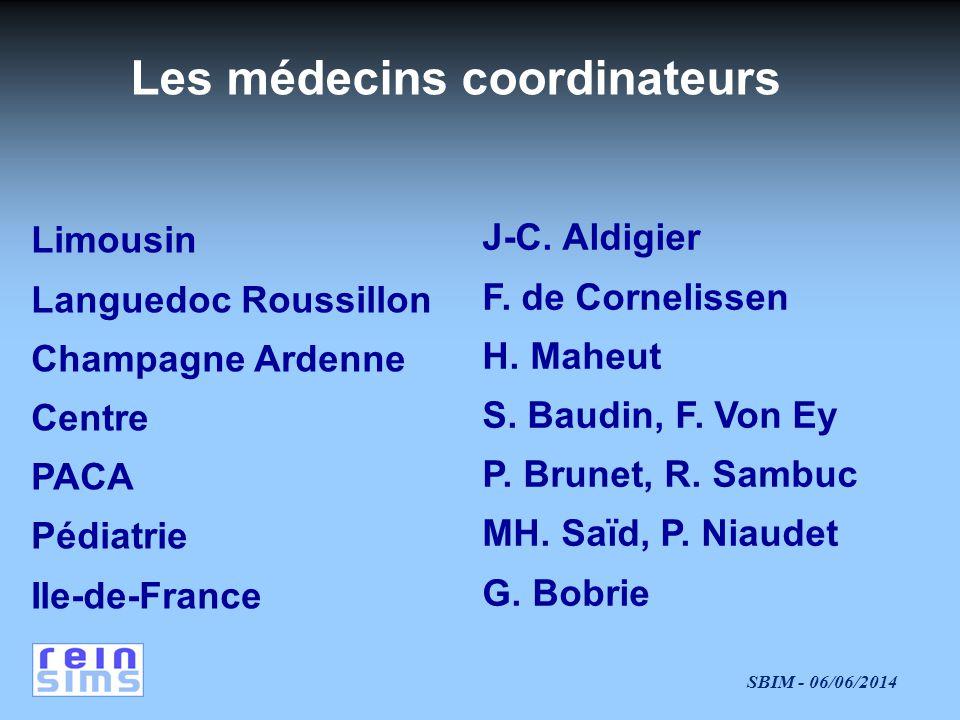 Les médecins coordinateurs