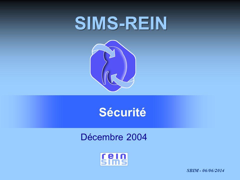 SIMS-REIN Sécurité Décembre 2004