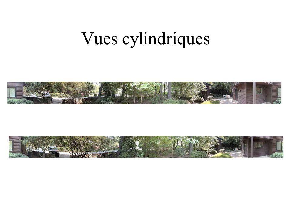 Vues cylindriques