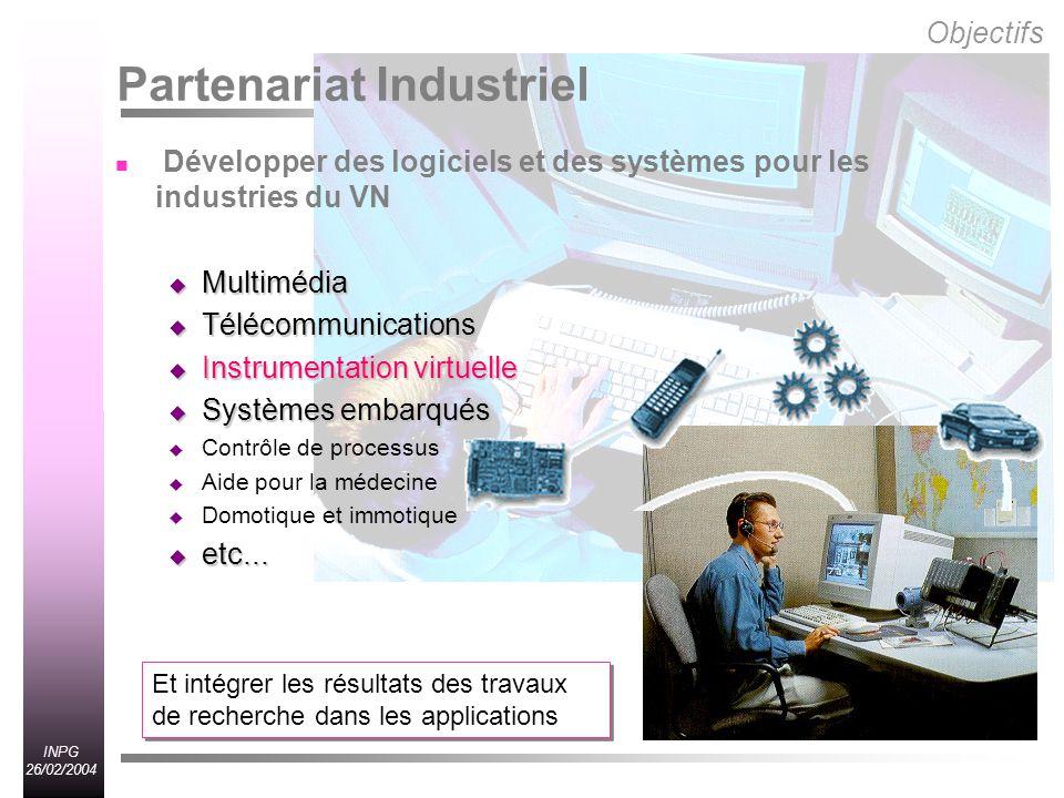Partenariat Industriel