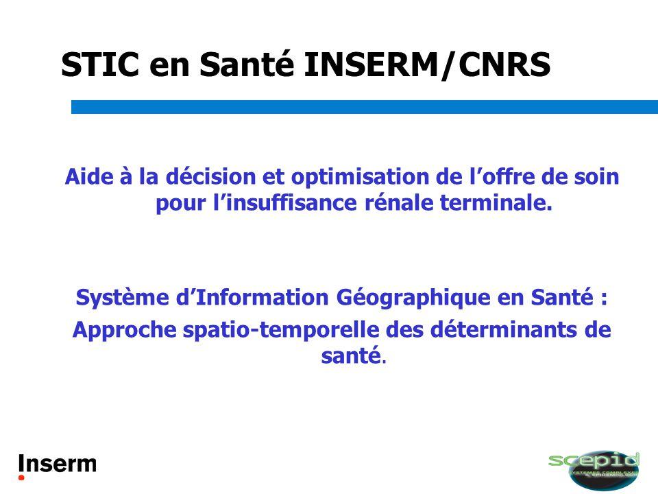 STIC en Santé INSERM/CNRS