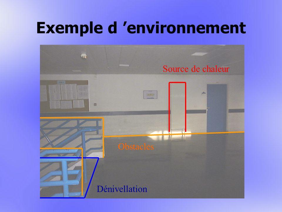 Exemple d 'environnement