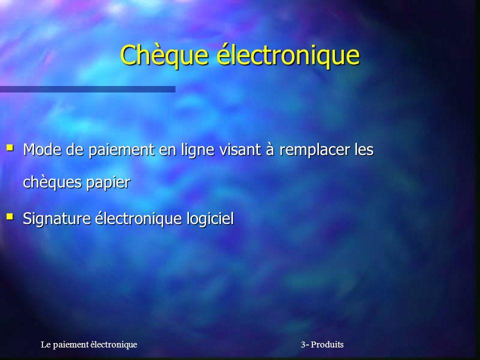 Chèque électronique Mode de paiement en ligne visant à remplacer les chèques papier. Signature électronique logiciel.