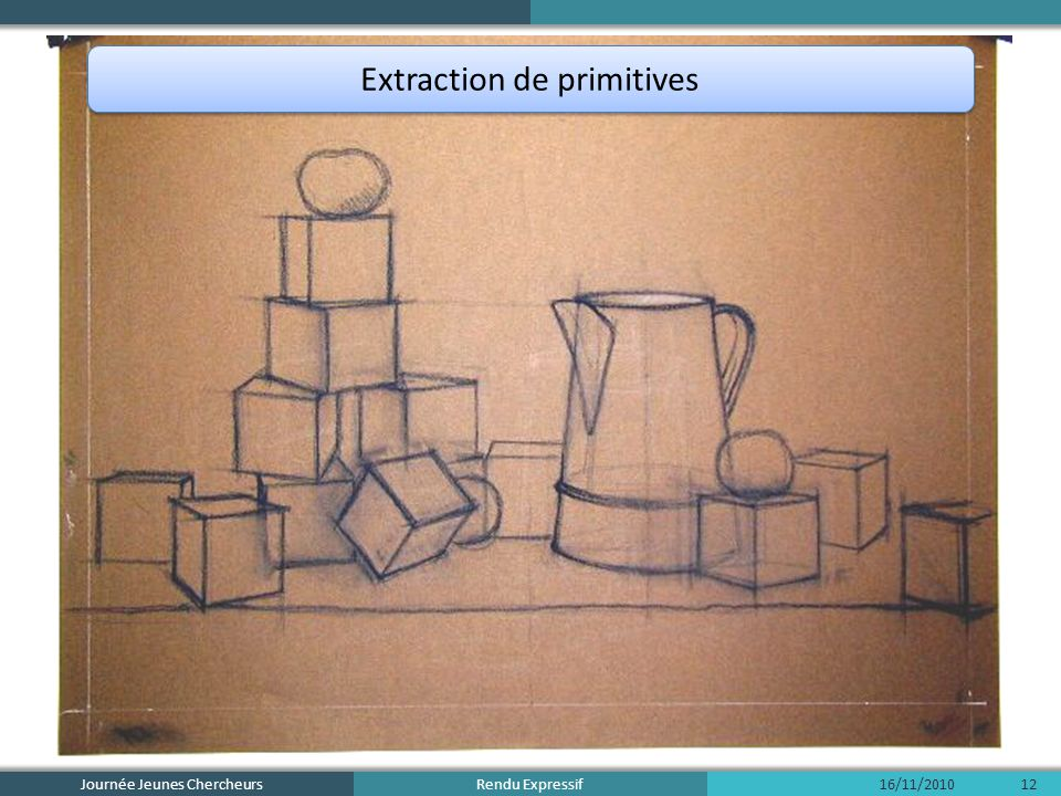 Extraction de primitives