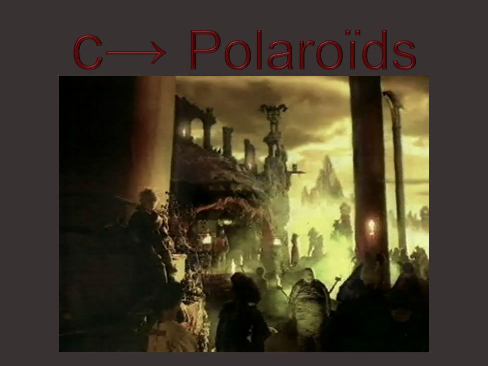 c→ Polaroïds