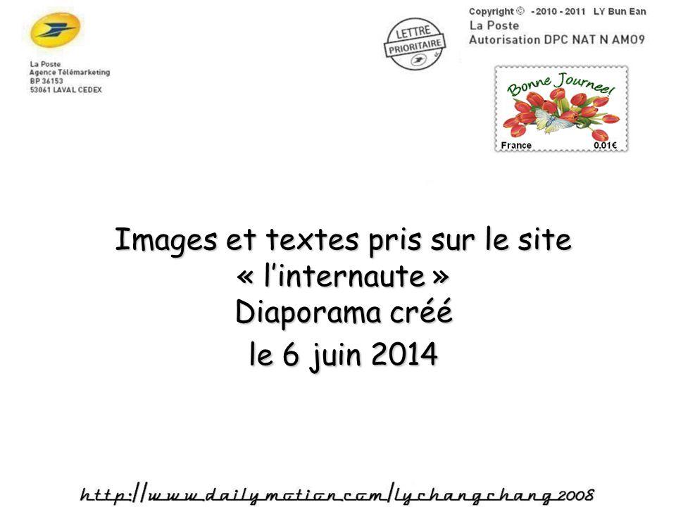 Images et textes pris sur le site « l'internaute » Diaporama créé le 1er avril 2017