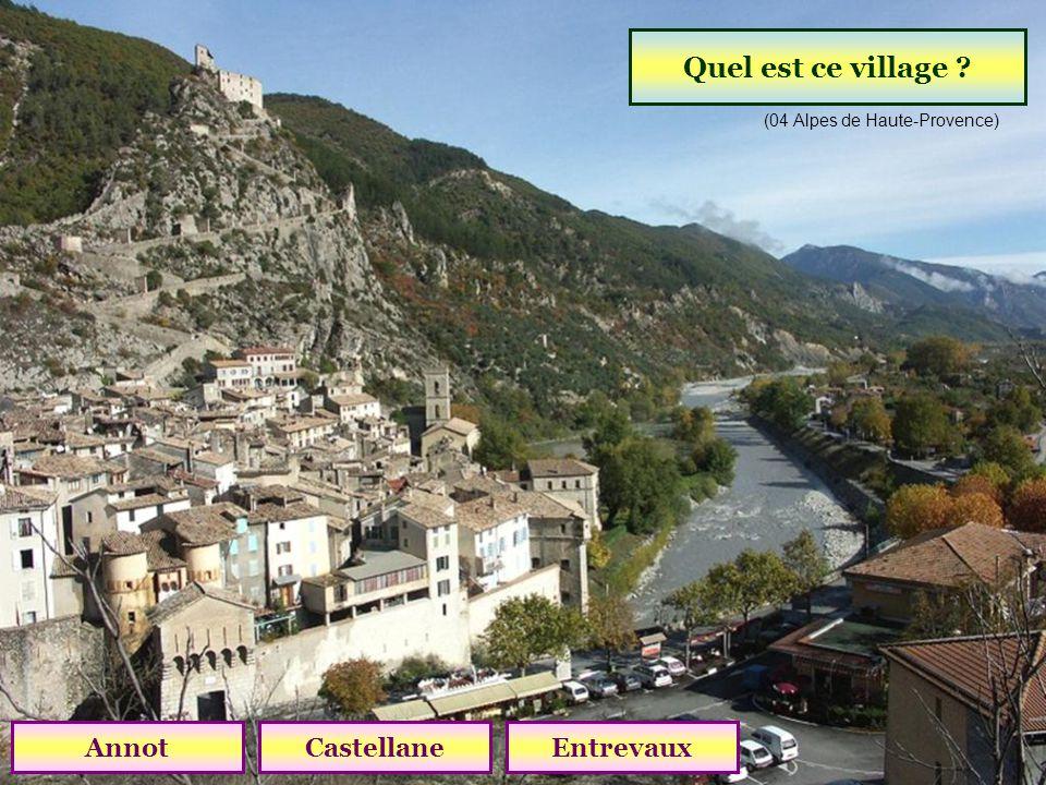 (04 Alpes de Haute-Provence)