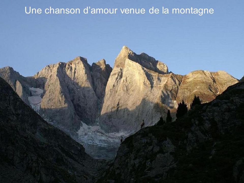Une chanson d'amour venue de la montagne