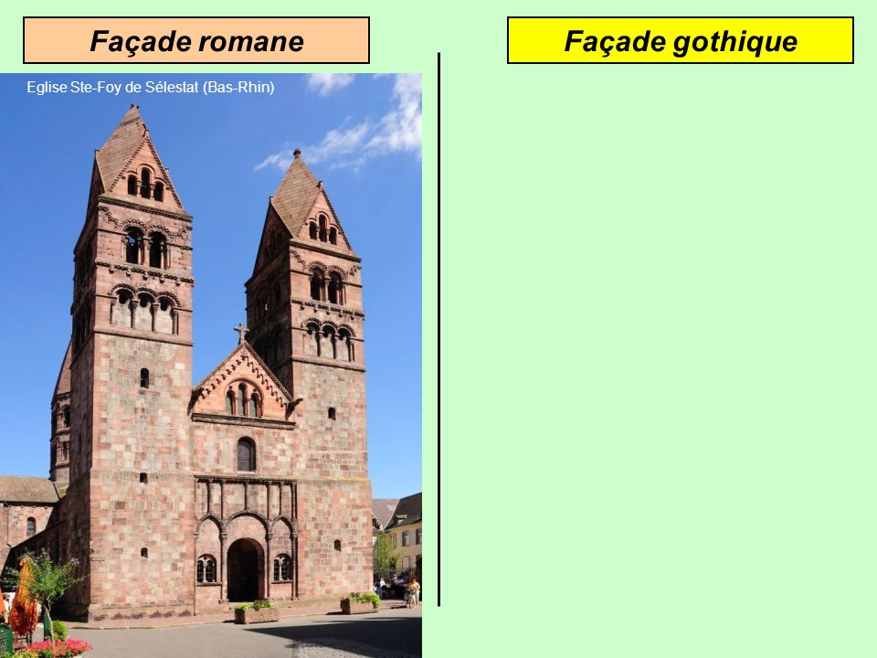 Eglise Ste-Foy de Sélestat (Bas-Rhin)