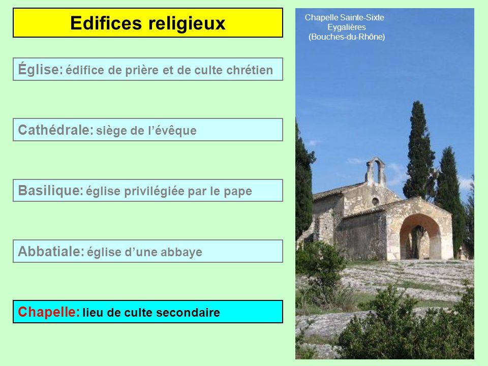Chapelle Sainte-Sixte