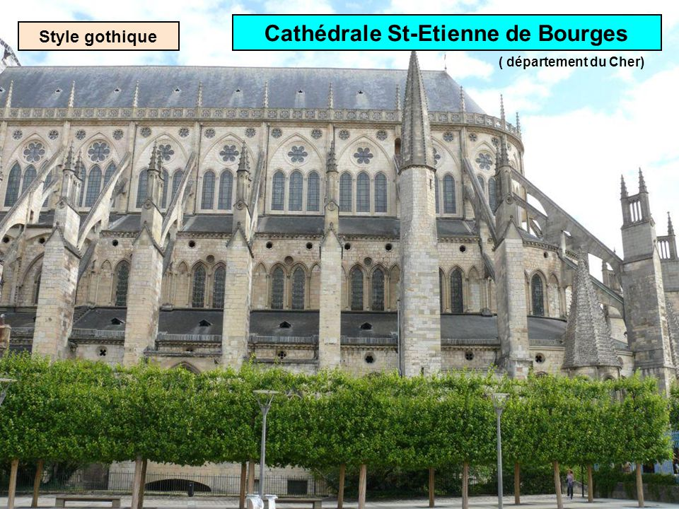 Cathédrale St-Etienne de Bourges
