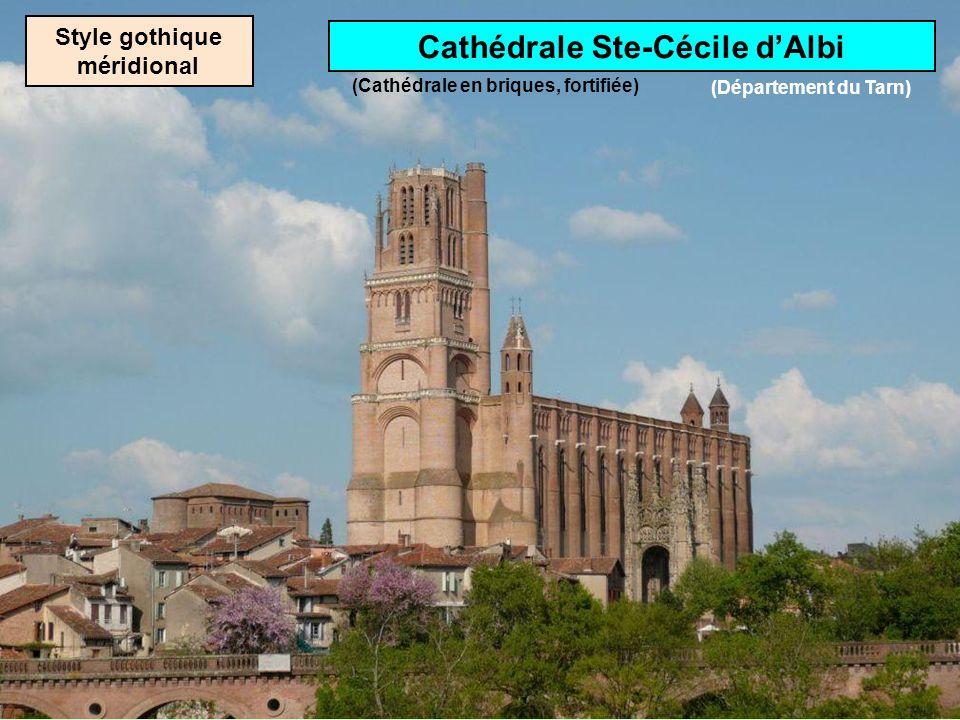 Cathédrale Ste-Cécile d'Albi