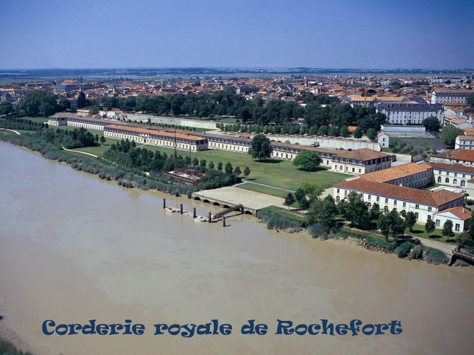 Corderie royale de Rochefort
