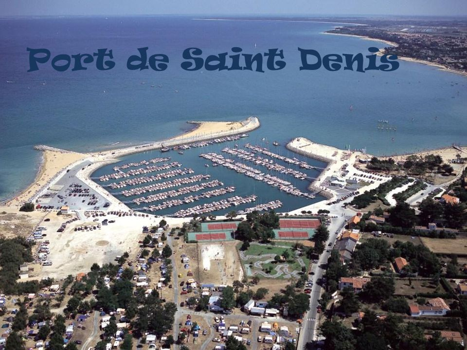 Port de Saint Denis