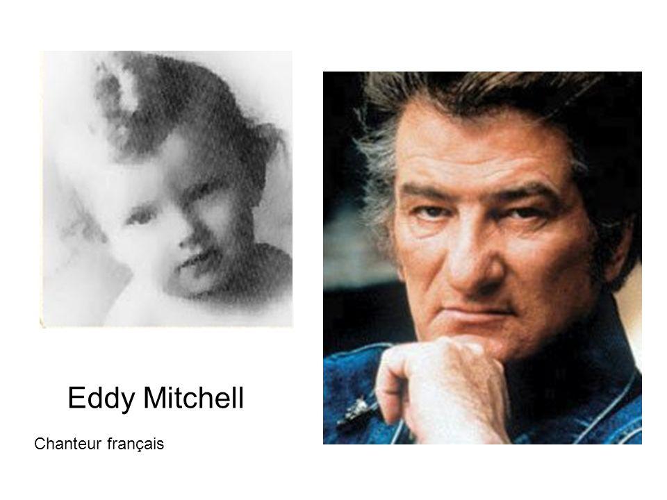 Eddy Mitchell Chanteur français