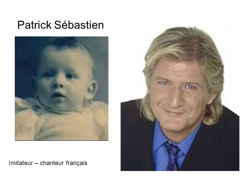 Patrick Sébastien Imitateur – chanteur français