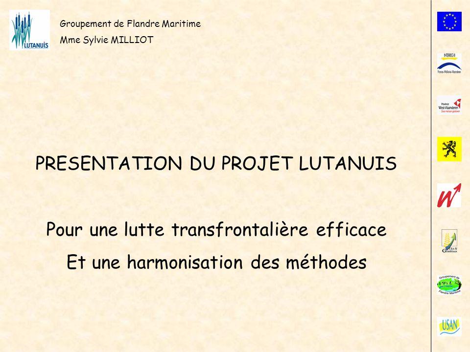 PRESENTATION DU PROJET LUTANUIS
