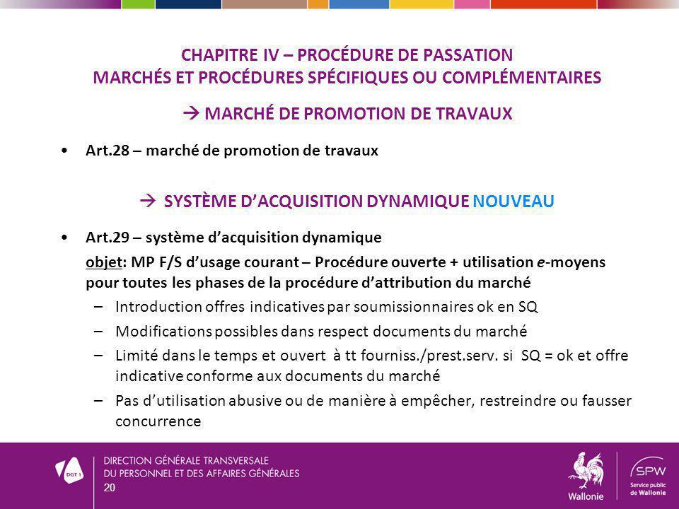 SYSTÈME D'ACQUISITION DYNAMIQUE NOUVEAU