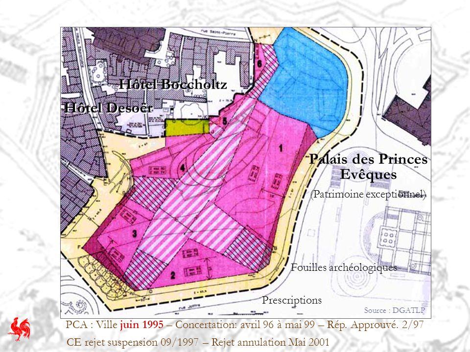 Palais des Princes Evêques (Patrimoine exceptionnel)