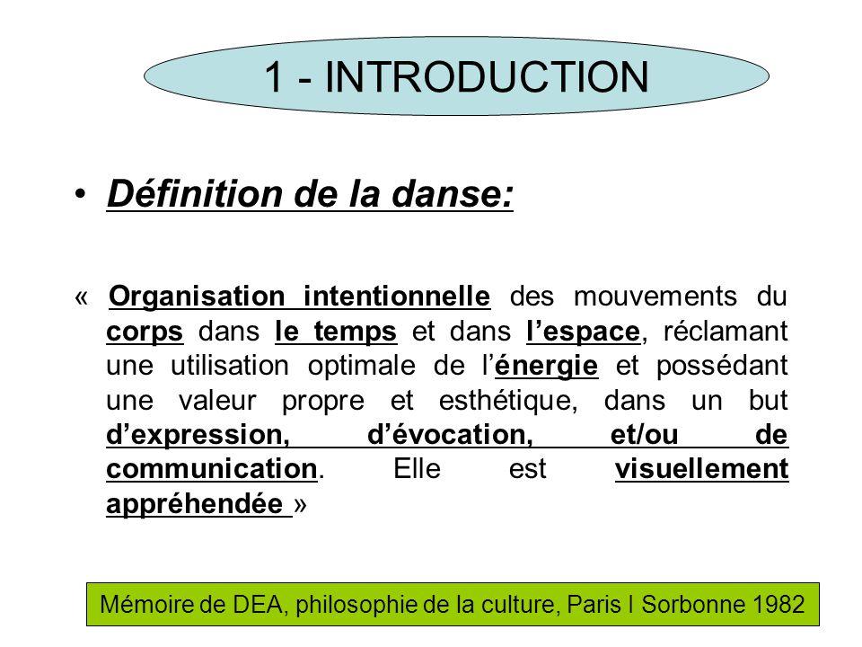Mémoire de DEA, philosophie de la culture, Paris I Sorbonne 1982