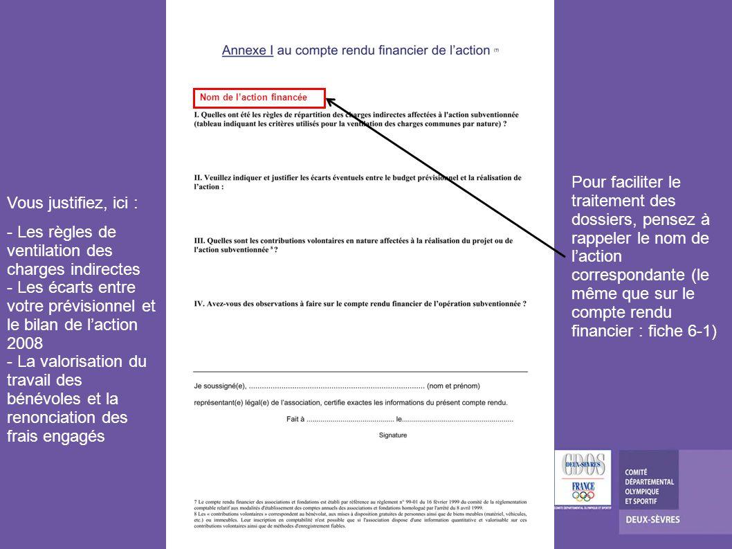 - Les règles de ventilation des charges indirectes