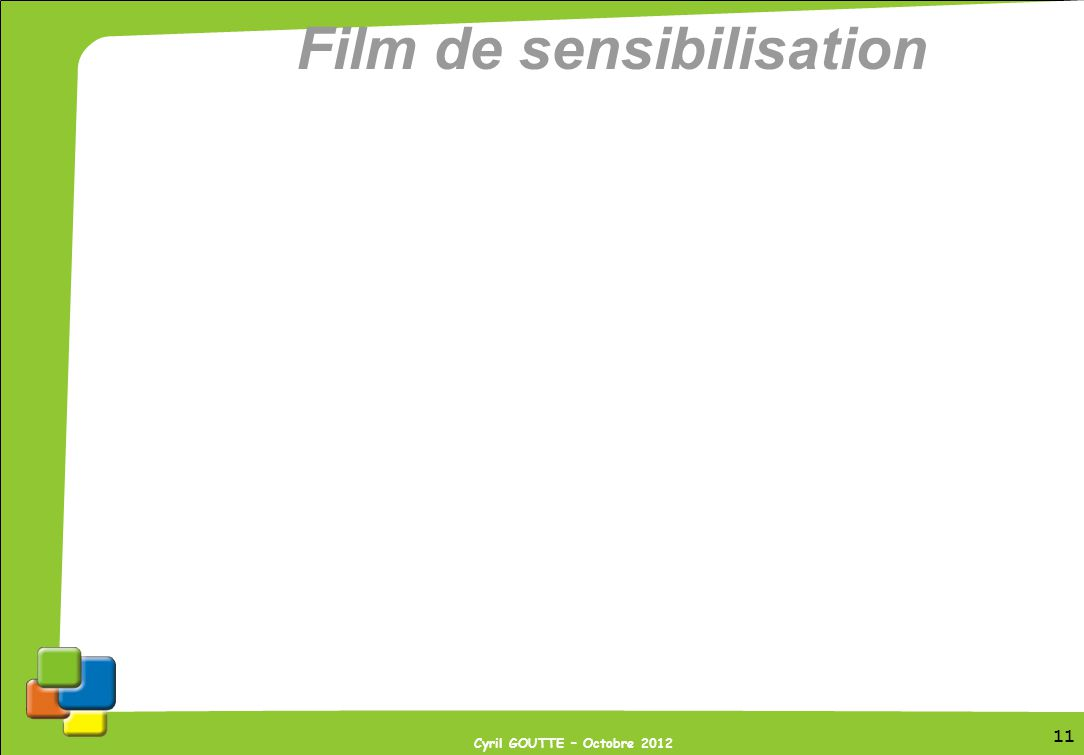 Film de sensibilisation